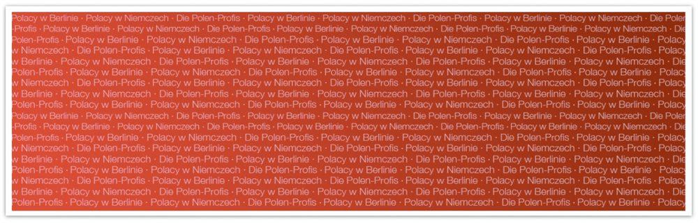Polacy w Berlinie